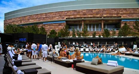 VIP List at Liquid Pool
