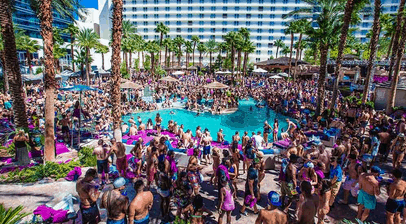 Vegas Spring Break