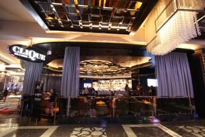 Clique Bar at the Cosmopolitan