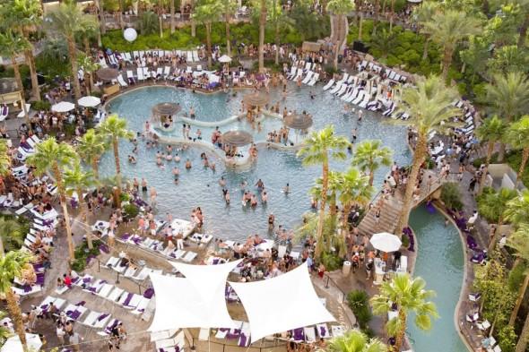 Hard Rock Cafe Las Vegas Hotel Pool