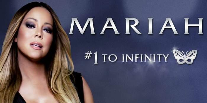 MARIAH #1 TO INFINITY