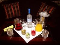 Bottle Service - Las Vegas Clubs