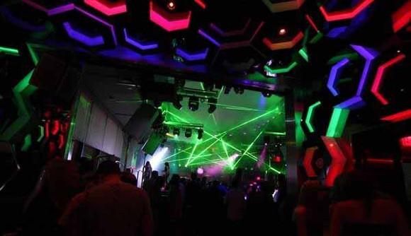 Moon nightclub VIP