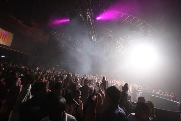 Guest-list Rain Nightclub