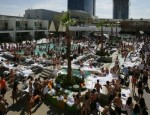 Ditch Pool Party Crowd