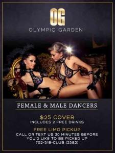 Olympic Garden Strip Club