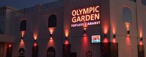 Olympic Gardens Cabaret Passes