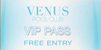 Free Entry Venus Pool