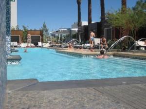 Palms Place Pool Las Vegas