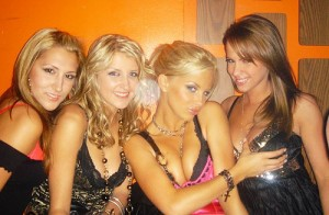 4 Hot Club Girls