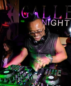 apl.de.ap, Of The Black Eyed Peas, Performs DJ Set At Gallery Nightclub In Las Vegas