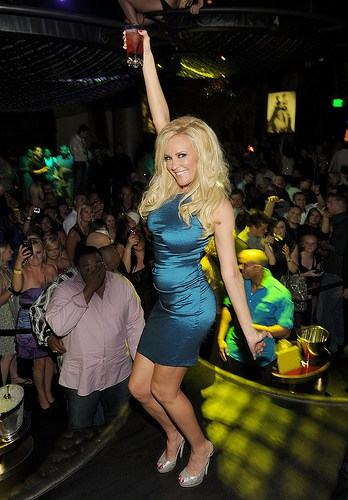 Bridget Marquardt Celebrates Birthday At Gallery
