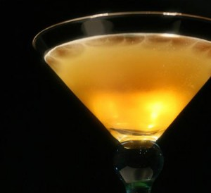 Gold Martini Drink Price