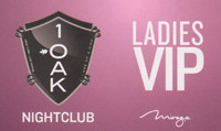 Free VIP Entry to 1 Oak Las Vegas
