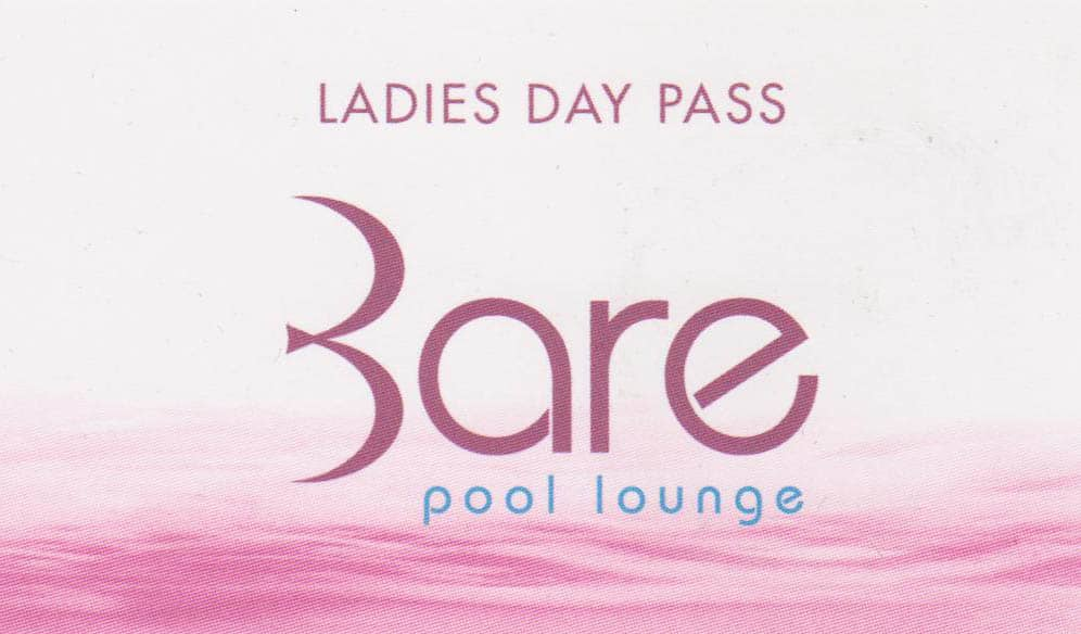 Free Entry Bare Pool
