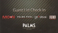 Free VIP Entry to The Palms Las Vegas