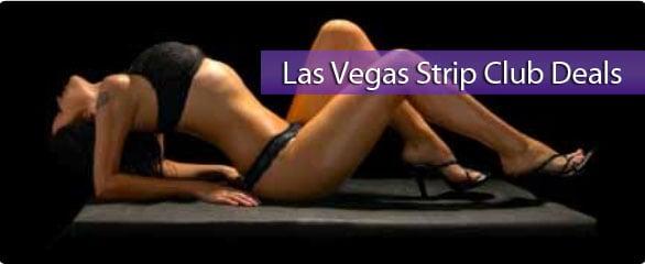 Las Vegas Strip Club Deals
