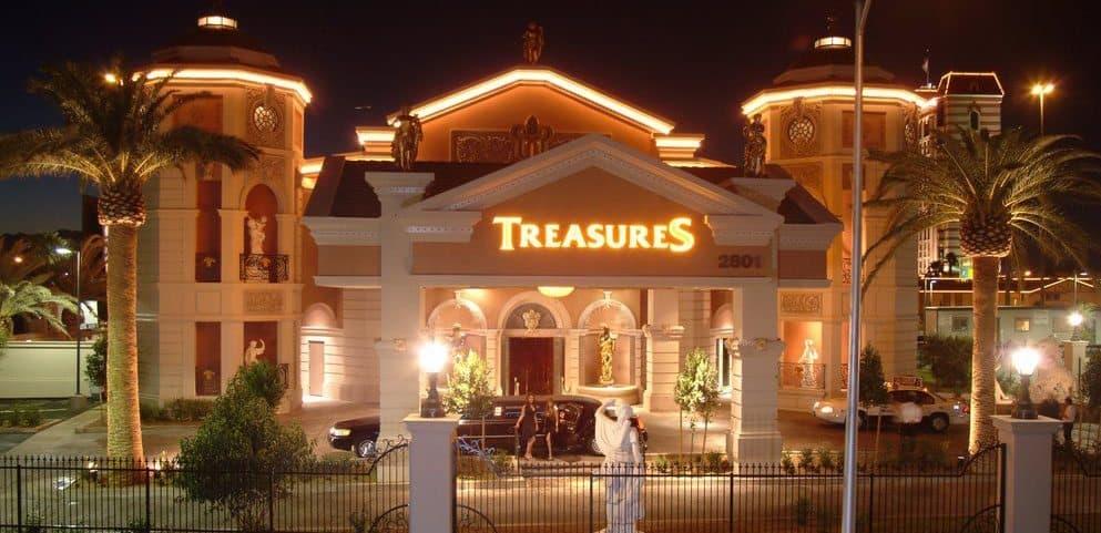 Treasures Stripclub