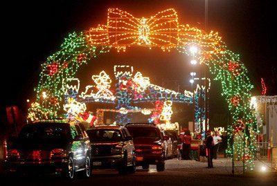 Vegas Glittering Lights
