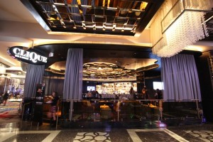 Clique Bar at the Cosmopolitan