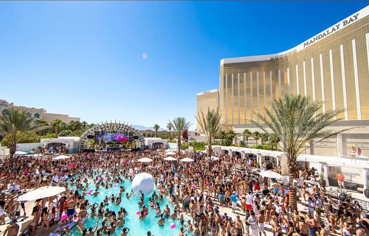 Daylight Vegas Free Entry