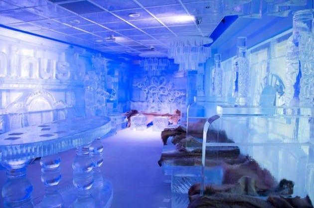 The Minus 5 Ice Bar