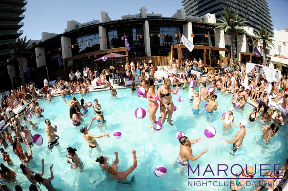Marquee Dayclub, Free Entry, Guestlist, Table deals