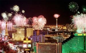 Las Vegas NYE